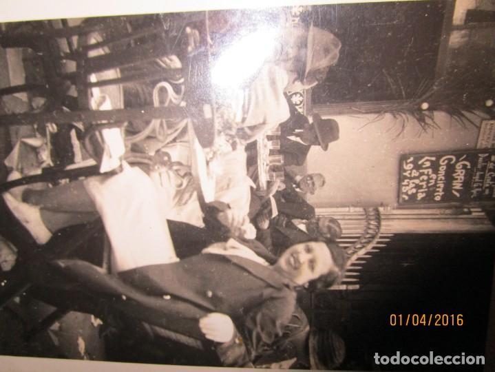Militaria: LOTE FOTOS ANTIGUAS FERIA CEUTA 1939 GUERRA CIVIL FAMILIA MILITAR OFICIAL MARINA Y AVIACION - Foto 5 - 141450150