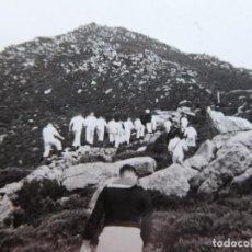 Militaria: FOTOGRAFÍA MARINEROS ALEMANES. ALGECIRAS 1938. Lote 141512874