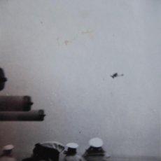 Militaria: FOTOGRAFÍA MARINEROS ALEMANES. ADMIRAL GRAF SPEE. Lote 141514110