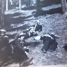 Militaria: FOTOGRAFÍA MARINEROS ALEMANES. ADMIRAL GRAF SPEE SINTRA. Lote 141514310