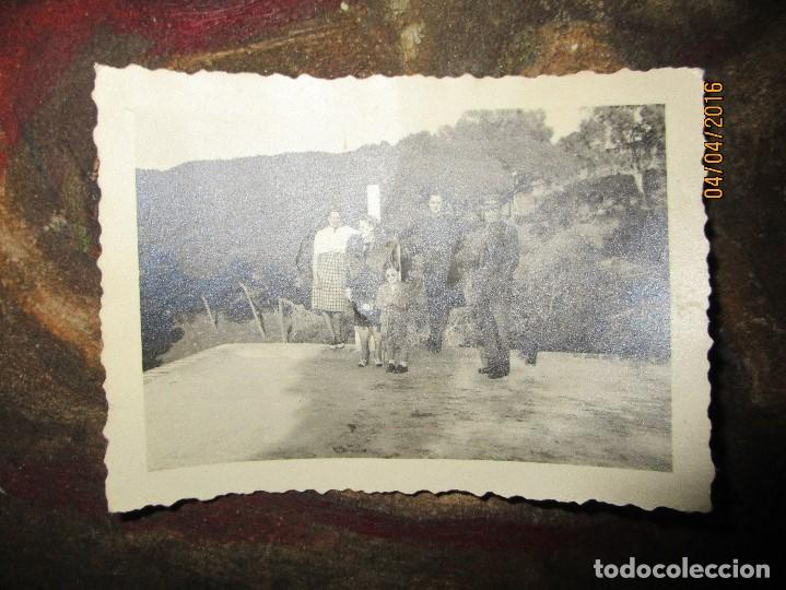 Militaria: dos fotos antiguas de ceuta capitan COMBATIENTE GUERRA CIVIL circa 1939 - Foto 7 - 141737534