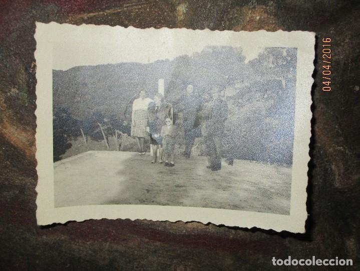 Militaria: dos fotos antiguas de ceuta capitan COMBATIENTE GUERRA CIVIL circa 1939 - Foto 8 - 141737534