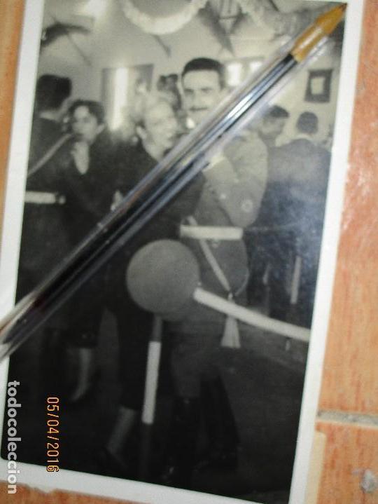 Militaria: FERIA BAR DE CEUTA OFICIAL MARINA COMBATIENTE EN GUERRA CIVIL FIRMADA - Foto 4 - 141895738