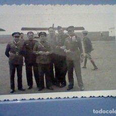 Militaria: REPUBLICA GUERRA CIVIL APROX AÑOS 30 MILITARES EJERCITO AIRE AVIONETA SELLO CALATAYUD TETUAN CEUTA . Lote 141918250