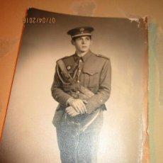 Militaria: OFICIAL CEUTA POST GUERRA CIVIL ESPAÑOLA . Lote 142103474