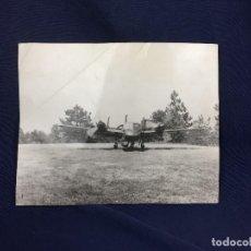 Militaria: FOTOGRAFÍA AVIÓN MOHAWK VIGILANCIA CAMPO DE BATALLA EE.UU. AÑOS 60. Lote 142140582