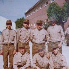 Militaria: FOTOGRAFÍA SOLDADOS DEL EJÉRCITO ESPAÑOL. MILI. Lote 142275802