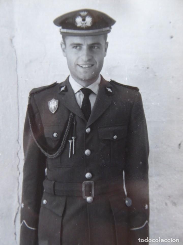 FOTOGRAFÍA ALFÉREZ AVIACIÓN. MILICIA AÉREA UNIVERSITARIA (Militar - Fotografía Militar - Otros)