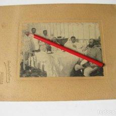 Militaria: FOTOGRAFÍA DEL REGIMIENTO DE INFANTERÍA Nº 68 - LAUREADO JOSE DE LA LA LAMA. DESASTRE DE ANNUAL. Lote 142375990