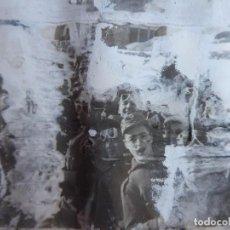 Militaria: FOTOGRAFÍA ESQUIADORES ALTA MONTAÑA DEL EJÉRCITO ESPAÑOL. JACA 1953. Lote 143006710