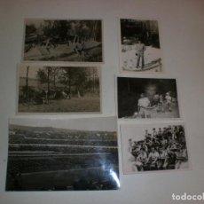 Militaria: FOTOGRAFIAS DE LA OJE. Lote 143148738