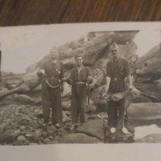 Militaria: FOTOGRAFIA GUERRA CIVIL. FECHADA SEPT. 1936. Lote 143180842