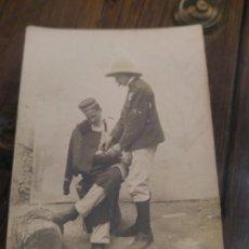 Militaria: FOTOGRAFIA GUERRA MARRUECOS 1909. Lote 143181546