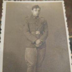 Militaria: FOTOGRAFIA MILITAR 1942. Lote 143183102