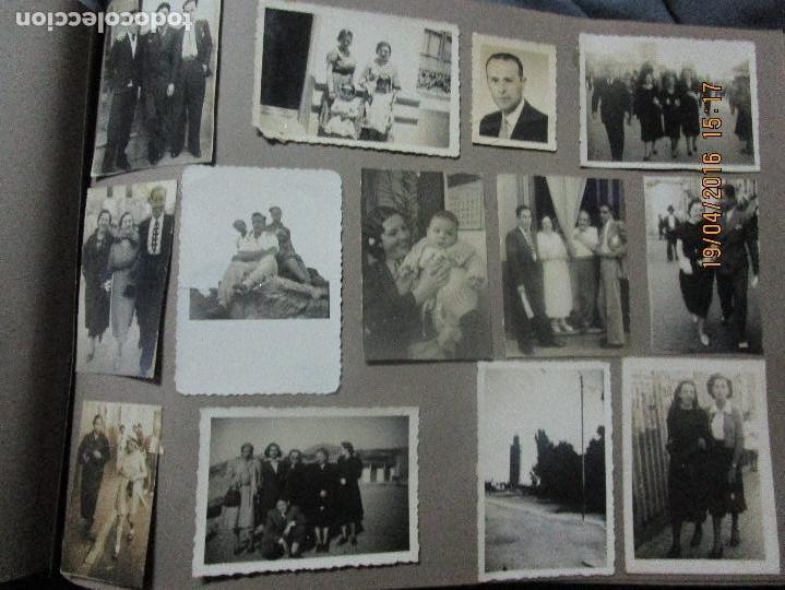 Militaria: POST GUERRA CIVIL ALBUM 214 FOTOS ANTIGUAS CEUTA MILITAR FIESTAS playa capitan avion - Foto 28 - 142265270