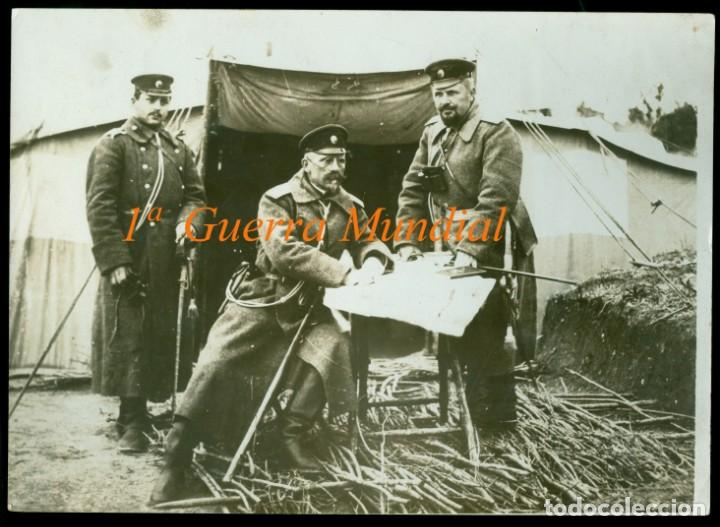 RUSIA - GENERAL BÚLGARO SAVAROFF - 1915 (Militar - Fotografía Militar - I Guerra Mundial)