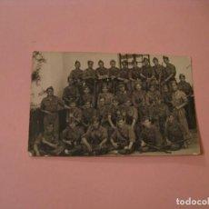 Militaria: FOTO DE MILITARES. SEVILLA 1948. 14X8,8 CM.. Lote 143882510