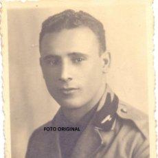 Militaria: SOLDADO ITALIANO CTV CAMISA NEGRA GUERRA CIVIL ESPAÑOLA. Lote 143963430