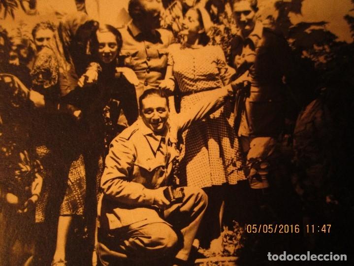 Militaria: OFICIALES PLAZA TOROS CEUTA Y OFICIAL FOTOGRAFO FINAL GUERRA CIVIL CIRCA 1939 - Foto 7 - 141857186