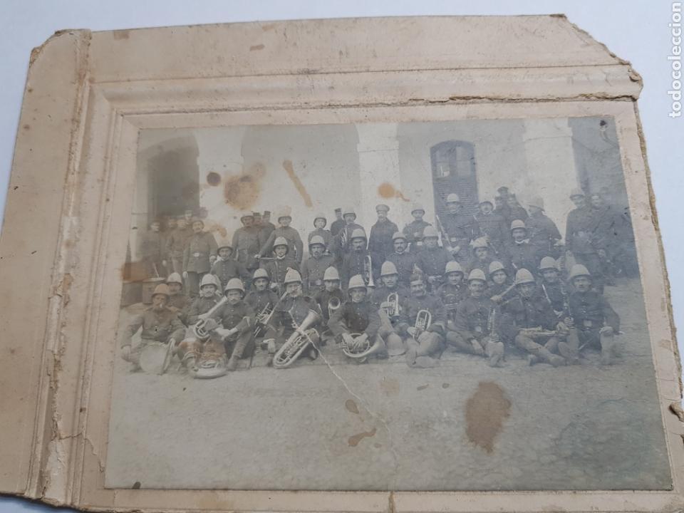 FOTOGRAFÍA ANTIGUA MILITAR 1915 (Militar - Fotografía Militar - I Guerra Mundial)