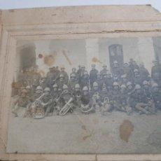 Militaria: FOTOGRAFÍA ANTIGUA MILITAR 1915. Lote 145099928