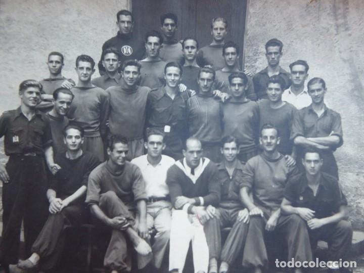 FOTOGRAFÍA FRENTE JUVENTUDES. 1942 (Militar - Fotografía Militar - Otros)