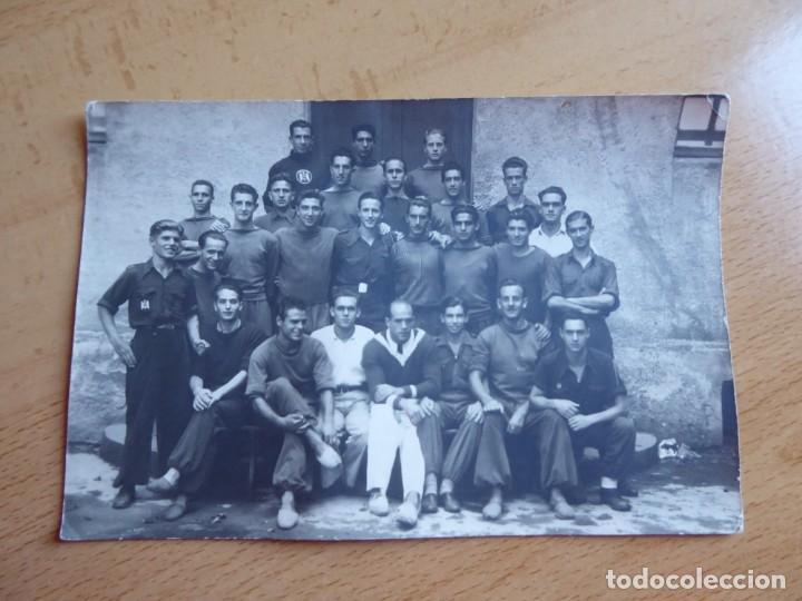 Militaria: Fotografía Frente Juventudes. 1942 - Foto 2 - 145434014