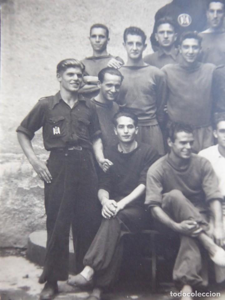 Militaria: Fotografía Frente Juventudes. 1942 - Foto 3 - 145434014