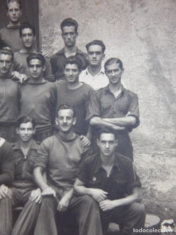 Militaria: Fotografía Frente Juventudes. 1942 - Foto 5 - 145434014