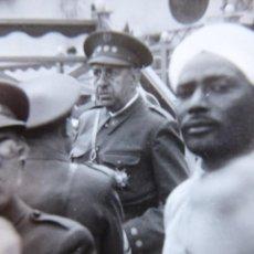 Militaria: FOTOGRAFÍA CORONEL DEL EJÉRCITO ESPAÑOL. CEUTA 1941. Lote 145435342