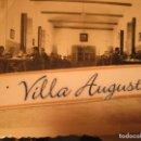 Militaria: ESCUELA O CUARTEL AVIACION CATALUÑA GUERRA CIVIL CIRCA 1939 FUERZAS AEREAS. Lote 145728614