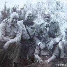 Militaria: FOTOGRAFÍA TENIENTE PROVISIONAL DEL EJÉRCITO NACIONAL.. Lote 146030498