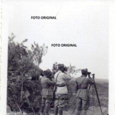 Militaria: DIVISION LITTORIO CTV BATALLA EBRO NOVIEMBRE 1938 SERRA CAVALLS PAULS?TARRAGONA GUERRA CIVIL. Lote 146267970