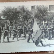 Militaria: ACADEMIA SANIDAD MILITAR, PROMOCION AÑO 58, DESFILE JURA BANDERA. Lote 146511870