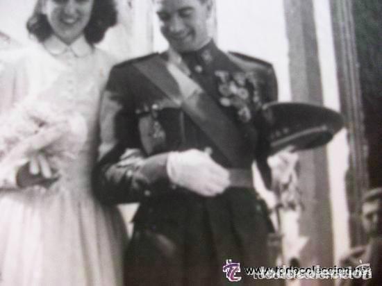 Militaria: FOTO OFICIAL INFANTERIA PERMANENCIA LEGION, VETERANO DIVISION AZUL: CRUZ DE HIERRO, ETC. CORDOBA - Foto 2 - 146606198