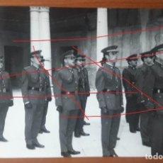 Militaria: FOTOGRAFÍA ALFÉRECES CADETES EN ACADEMIA DE TOLEDO. ORIGINAL. AÑO1967. Lote 146790678