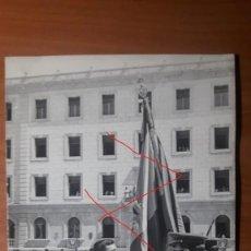 Militaria: FOTOGRAFÍA ALFÉRECES CADETES EN ACADEMIA DE TOLEDO. ORIGINAL, SELLO FOTO FLORES. 15 JULIO 1968.. Lote 146815182