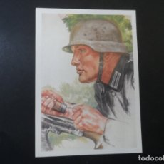 Militaria: POSTCARD PANZER PIONIER.VDA DEUCTCHEN JUGEND. OCTUBRE 1941. Lote 147052718