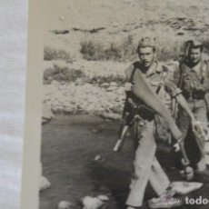 Militaria: FOTOGRAFÍA MILICIANOS GUERRA CIVIL. Lote 147259690
