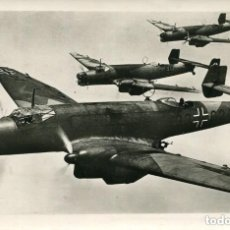 Militaria: ALEMANIA-LUFTWAFFE-JUNKERS JU 86 K- AÑO SETIEMBRE 1943-FOTOGRÁFICA ORIGINAL.. Lote 147473958