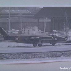 Militaria: FOTO DE UN AVION ... 11,5 X 18,5 CM. Lote 147698238
