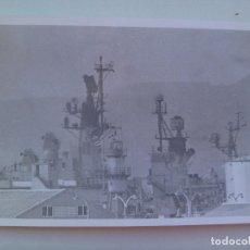 Militaria: FOTO DE BUQUE DE GUERRA EN ALTA MAR .......... 12 X 18 CM. Lote 147738162