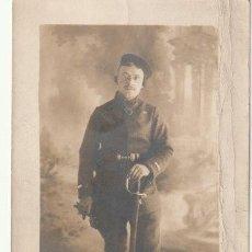 Militaria: FOTOGRAFIA MILITAR FRANCES 1915 PRIMERA GUERRA MUNDIAL - D-24. Lote 147837402