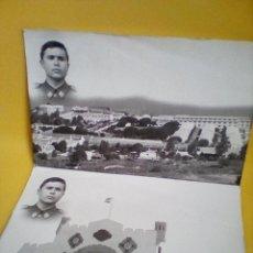 Militaria: FOTOS MILITARES CUARTEL. Lote 148040962