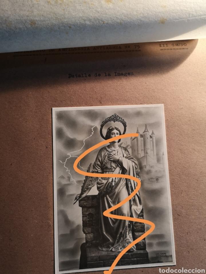 Militaria: ALBUM DE FOTOS REGIMIENTO MILITAR DE ARTILLERIA ANTIAEREA Nº 75, GRUPO 3, COMANDANTE JEFE. - Foto 9 - 148244884