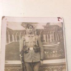 Militaria: FOTO MILITAR AFRICA 1937. Lote 148476533
