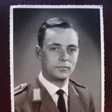 Militaria: 2ª GUERRA MUNDIAL : FOTO MILITAR ALEMAN . ALEMANIA NAZI. Lote 148537102