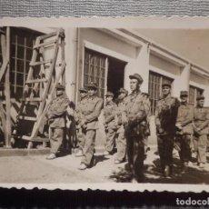 Militaria: FOTOGRAFÍA MILITAR 85 X 60 MM -. Lote 148668270