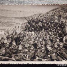 Militaria: FOTOGRAFÍA MILITAR 85 X 60 MM -. Lote 148668618