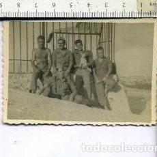 Militaria: FOTOGRAFÍA MILITAR SOLDADOS DE ARTILLERIA . Lote 148689618